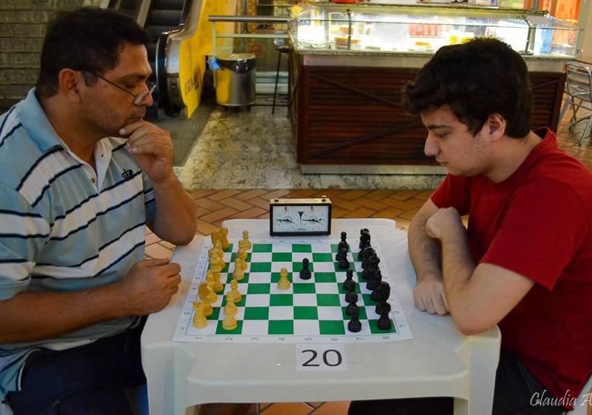 II Torneio de Xadrez