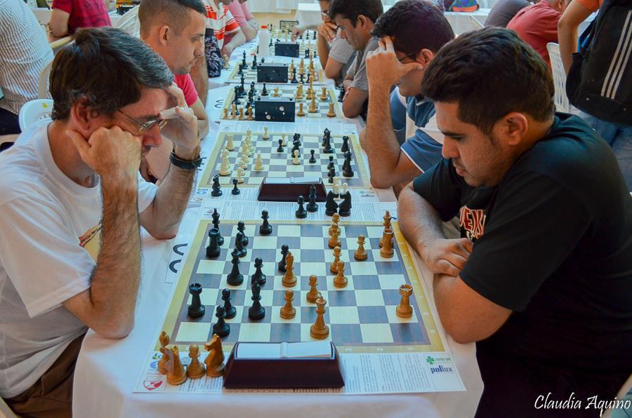 IV Torneio de Xadrez